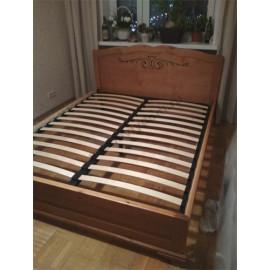 Кровать Муза-2,старый орех-2