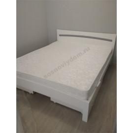 Кровать Селена с ящиками,белая
