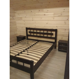 Кровать Сакура,венге-3