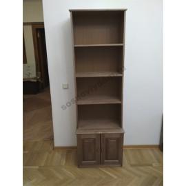 Шкаф Книжный,венге-2