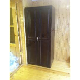 Шкаф 2-х створчатый,цвет классический орех-3