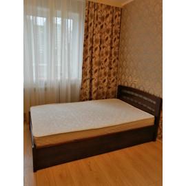 Кровать Милена,старый орех-3