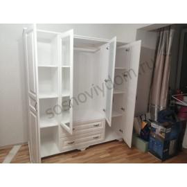 Шкаф Лиана 27,белый