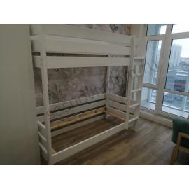 Кровать Нота 2-х ярусная,цвет белый