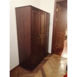 Шкаф Лиана-4,Старый орех-3
