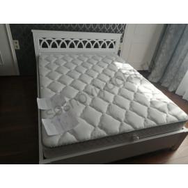 Кровать Альба,цвет белый