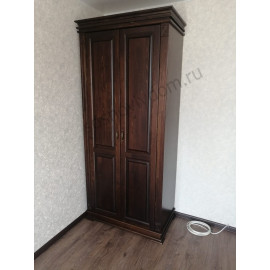 Шкаф Верди 319,классический орех-3