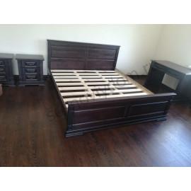 Кровать Верди,венге-3