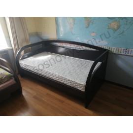 Кровать Виола детская,венге-3