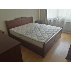 Кровать Афродита,старый орех-3