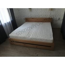 Кровать Аника,венге-1