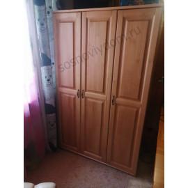 Шкаф 11,коричневый-1