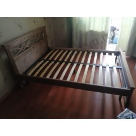 Кровать Лира,венге-2