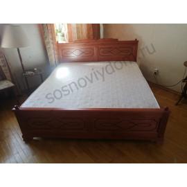Кровать Афродита,мокко-2