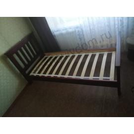 Кровать Аристо,мокко-3