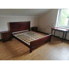 Кровать Бруклин,мокко-3