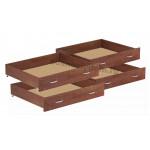 4 ящика с обоих сторон кровати +8 000 руб